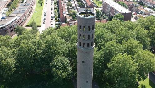 Markante toren krijgt een nieuw leven!