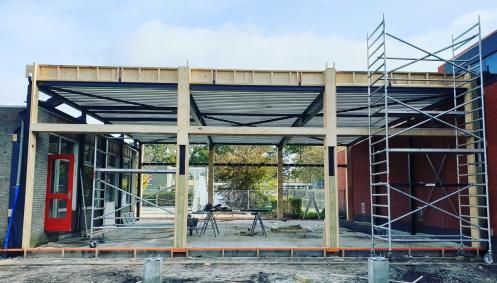 Uitbreiding PMC-Heusdenhout: Opening Gezondheidscentrum Heusdenhout en BredaPT