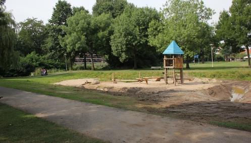 Brabantpark waterspeelpark